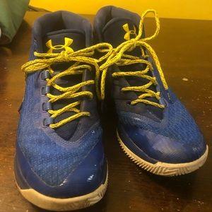 Sneakers under armor